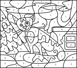 Hard Cat Coloring Pages At Getdrawings Com Free For Personal Use