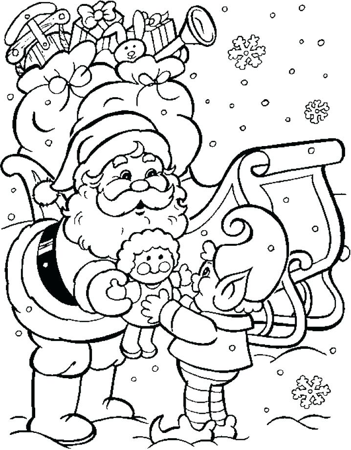 718x921 Difficult Christmas Coloring Pages Difficult Coloring Pages