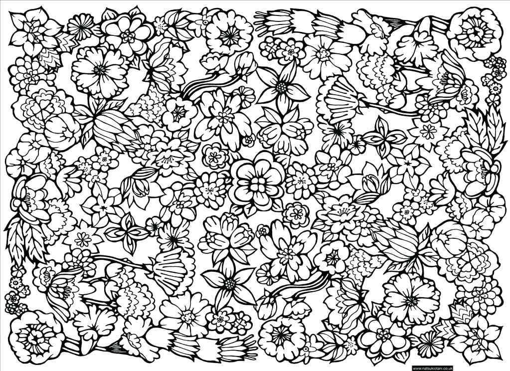 1023x744 Hard Coloring Pages Top Hard Coloring Pages Pic Hard Christmas