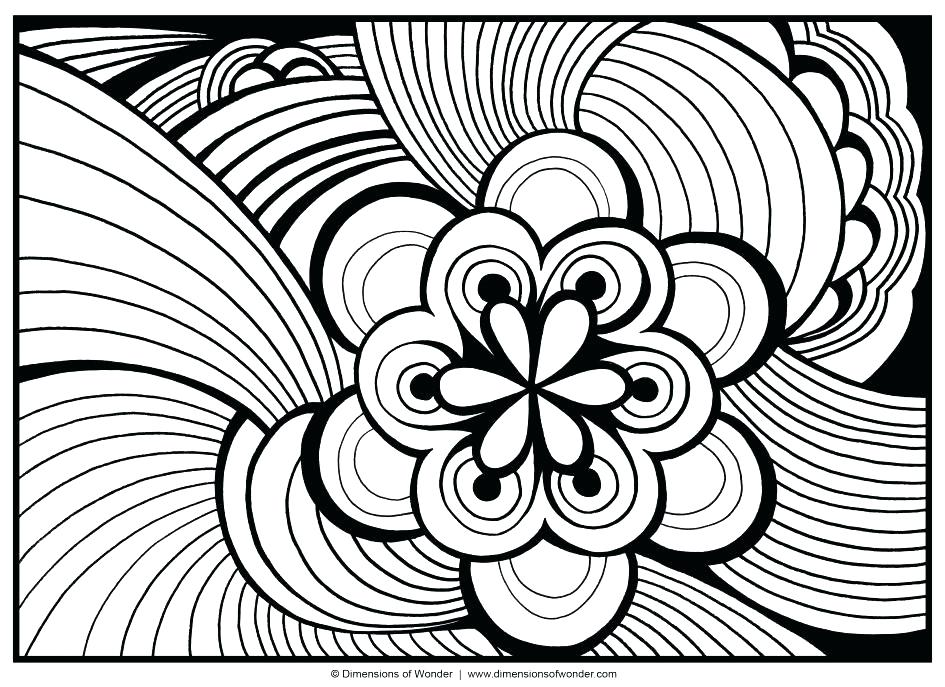 945x687 Hard Coloring Pages Printable Hard Coloring Pages Difficult