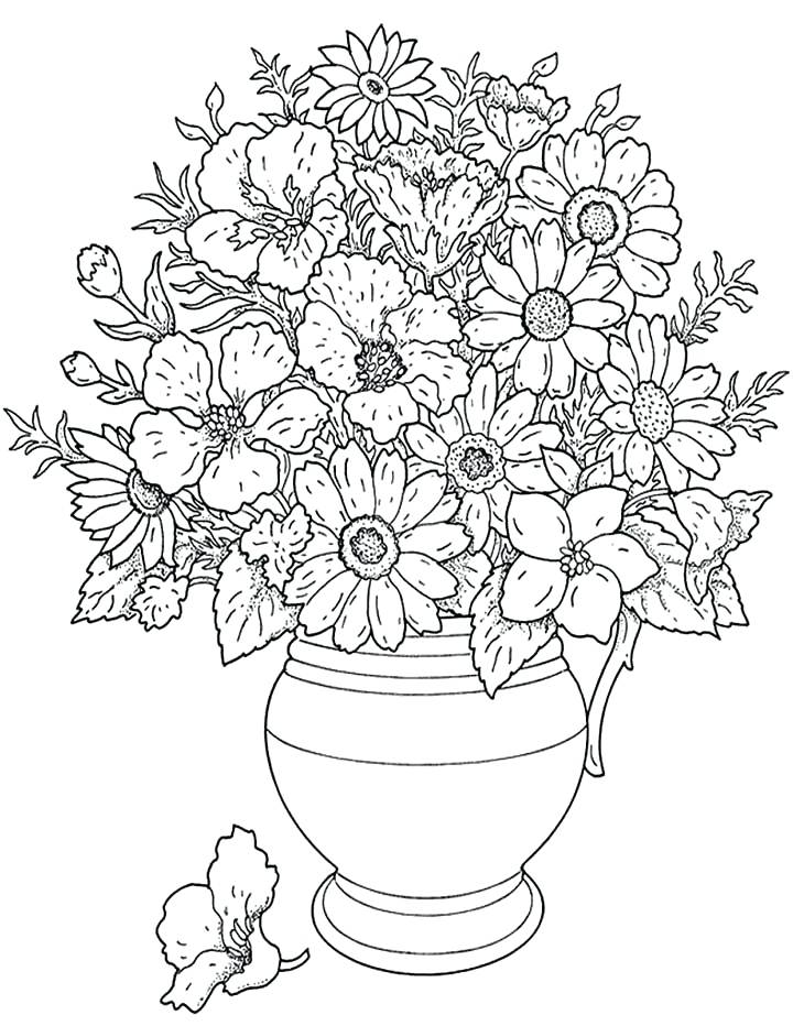 720x932 Difficult Coloring Pages Free Printable Hard Coloring Pages