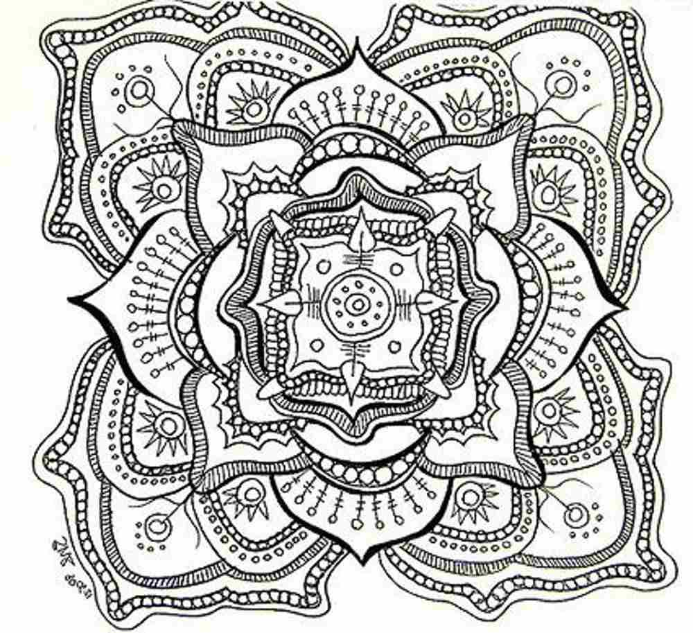 Hard Coloring Pages For Kids At Getdrawings Com Free For