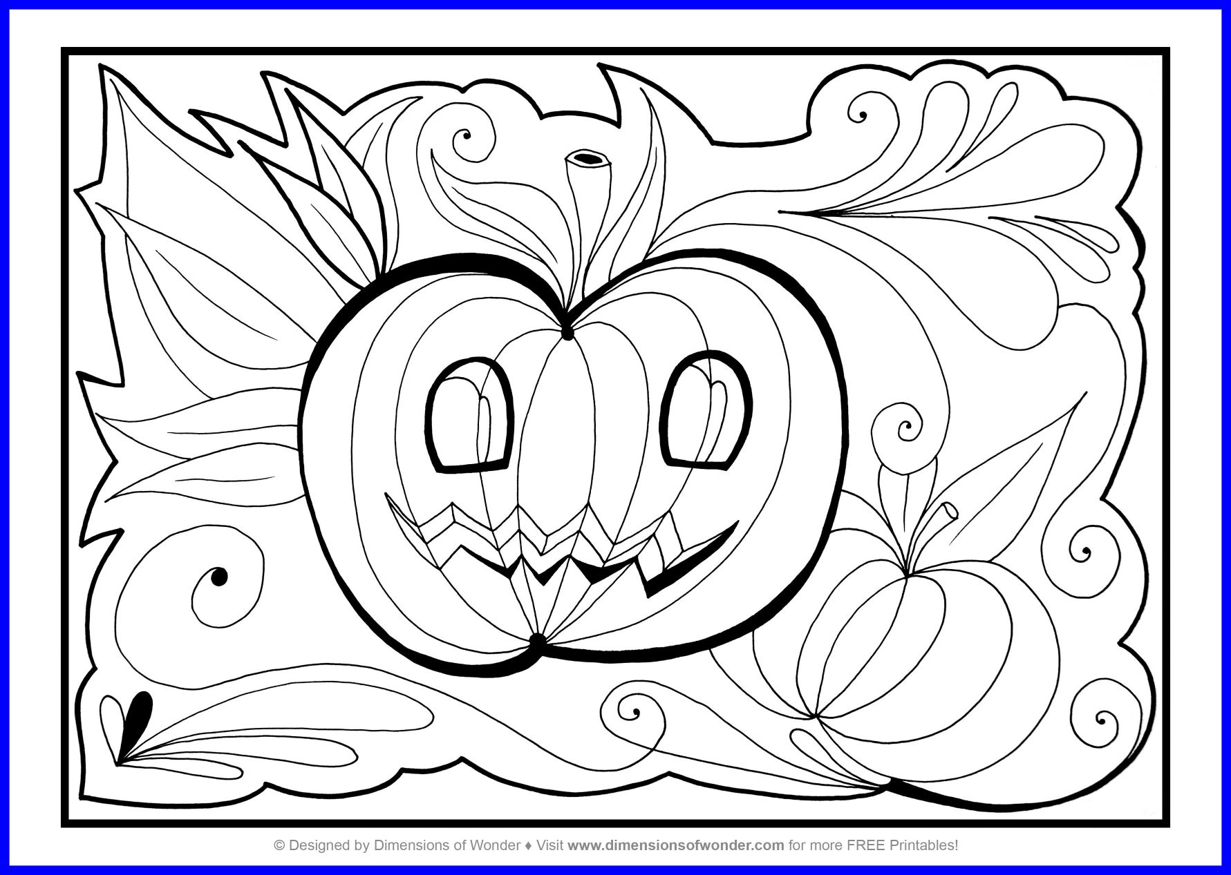 Hard Coloring Pages For Older Kids At Getdrawingscom Free For