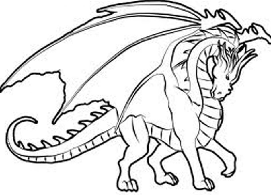 945x680 Download Coloring Pages Coloring Pages Of Dragons Coloring Pages