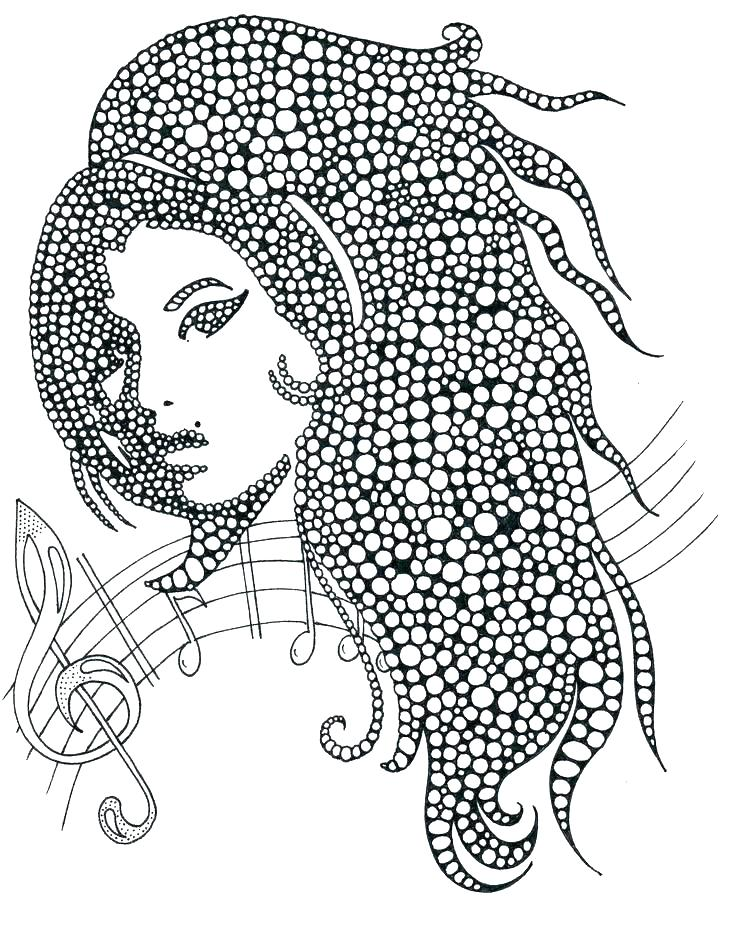 736x925 People Coloring Pages Digital Download Print Your Own Coloring