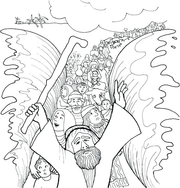 600x624 Sea Coloring Pages Baby Coloring Pages And His People Passed
