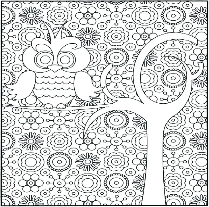 728x721 Very Hard Coloring Pages Very Hard Coloring Pages Hard Coloring