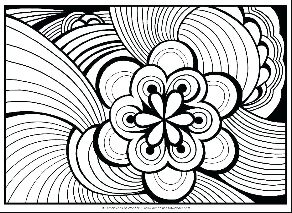 932x678 Very Hard Coloring Pages Very Hard Coloring Pages Really Hard