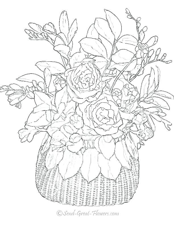 612x792 Hard Coloring Pages To Print Hard Coloring Pages Printable