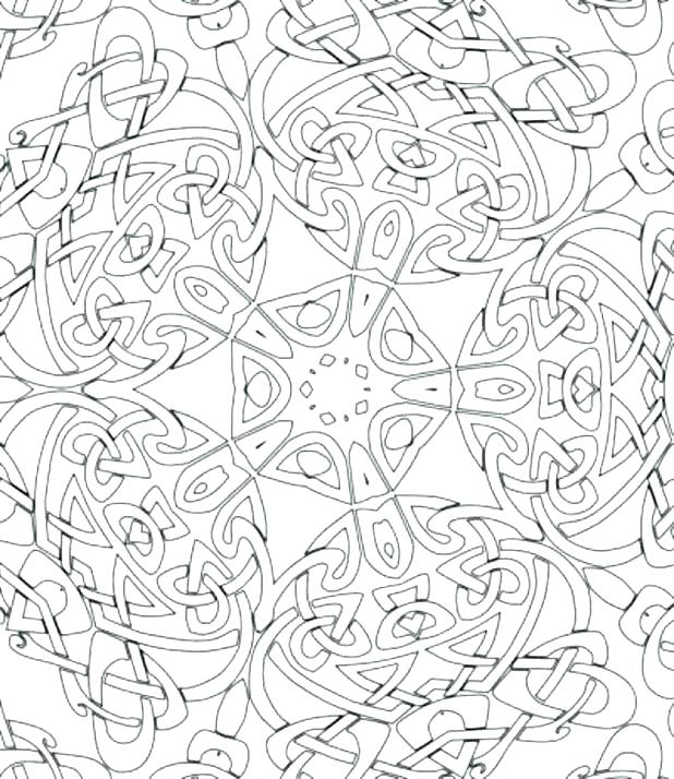 618x714 Christmas Coloring Pages Online Plus Mandala Coloring Pages