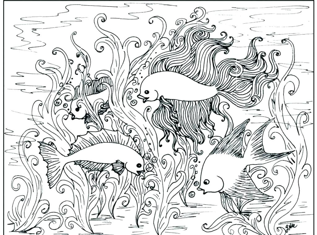 1024x758 Free Printable Difficult Coloring Pages Hard Coloring Pages Free