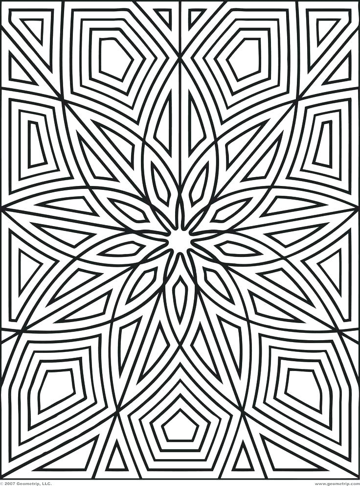 736x993 Coloring Pages Mandala Designs Coloring Pages With Designs
