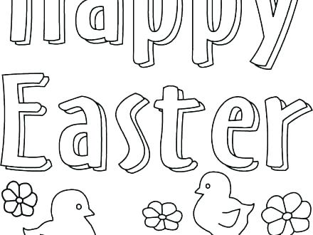 Hard Easter Coloring Pages At Getdrawings Com Free For