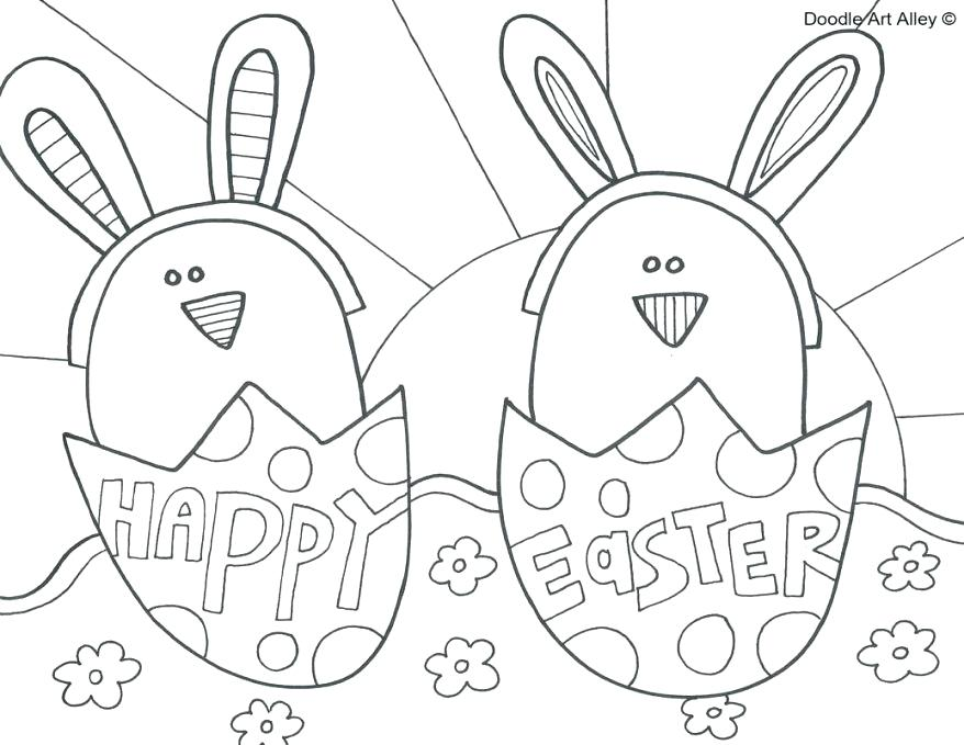878x679 Captivating Happy Easter Coloring Pages Captivating Coloring Pages