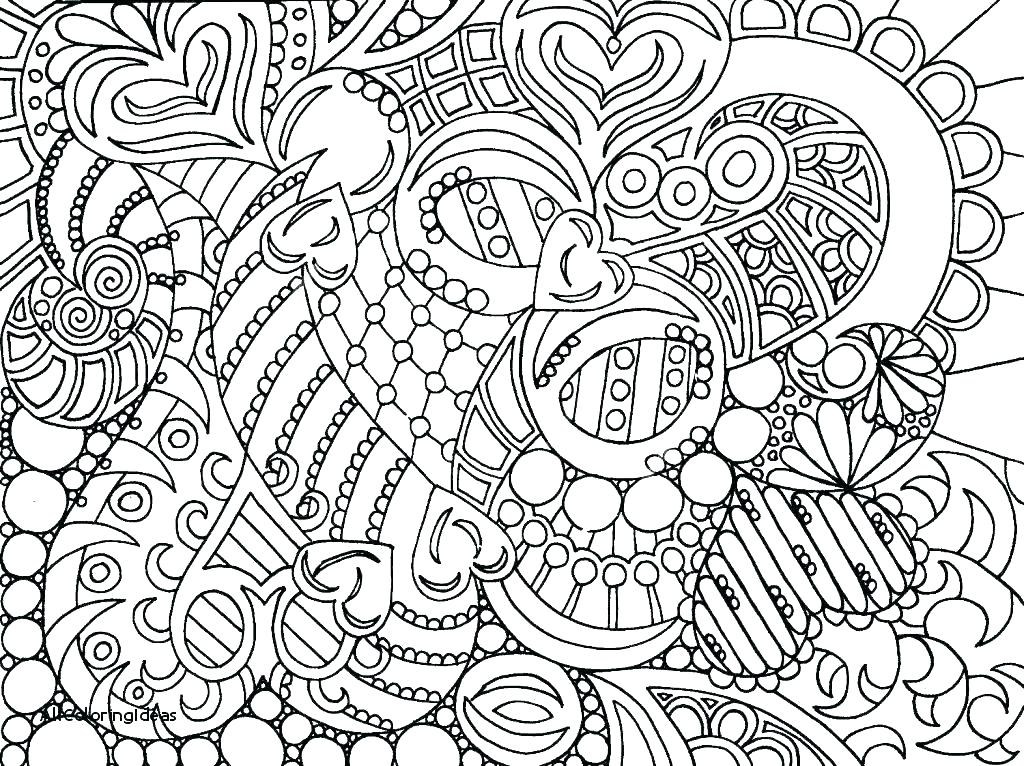 1024x766 Abstract Coloring Pages Abstract Coloring Page Abstract Coloring