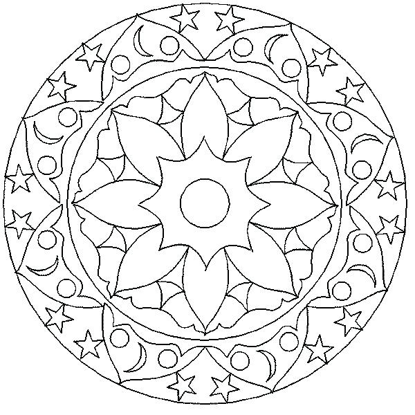600x600 Hard Owl Coloring Pages
