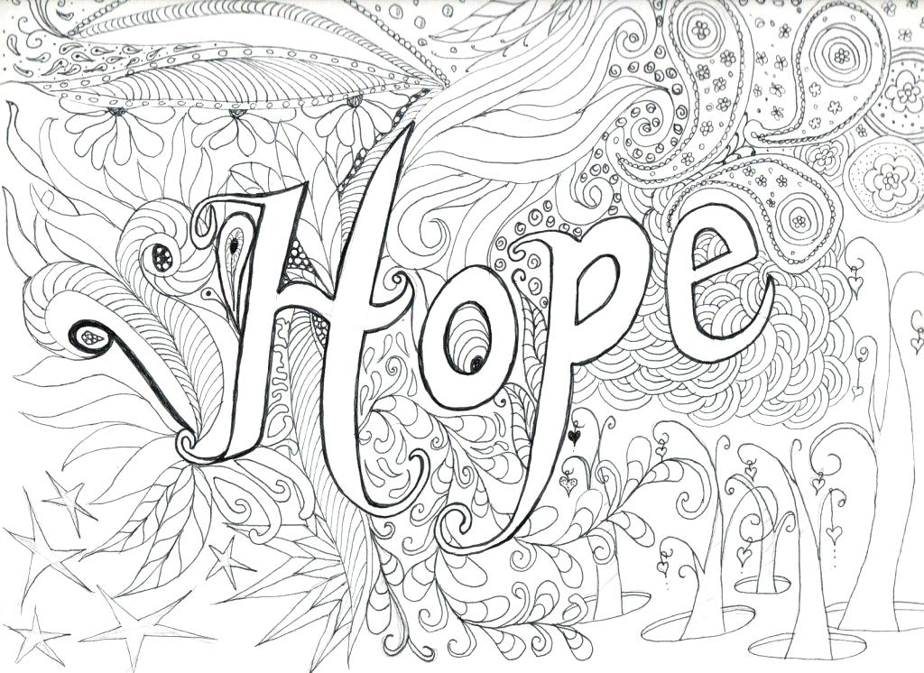 1024x746 Hard Coloring Pages That You Can Print Hard Coloring Pages That