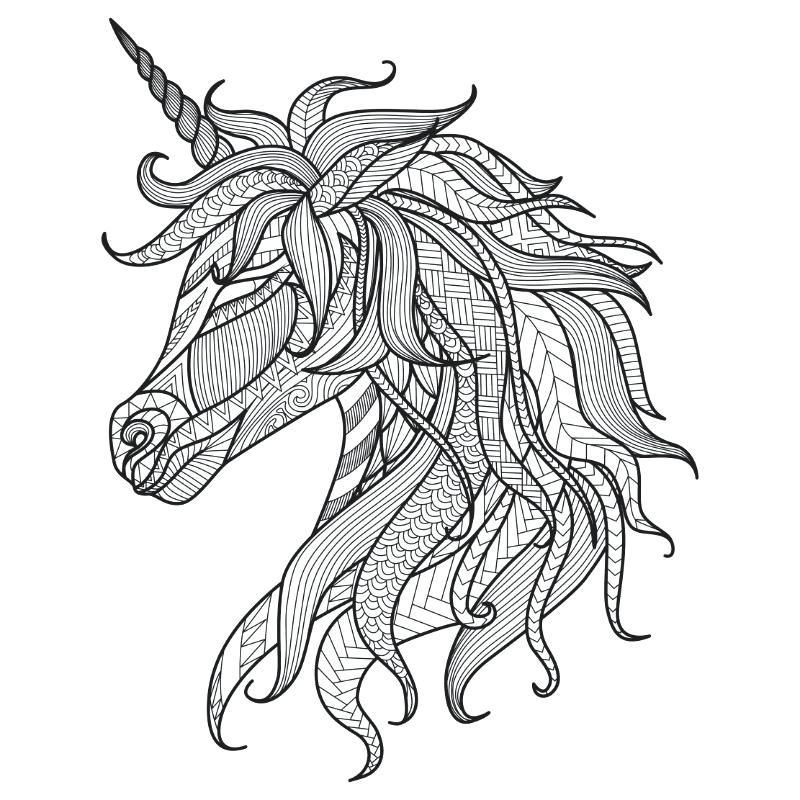 800x800 Unicorn Coloring Pages Free Coloring Pages Unicorn Unicorn