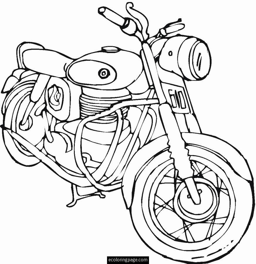 873x900 Harley Davidson Coloring Pages To Print Harley Davidson