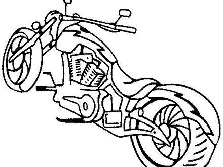 440x330 Macho Harley Davidson Coloring Harley Davidson, Harley Davidson