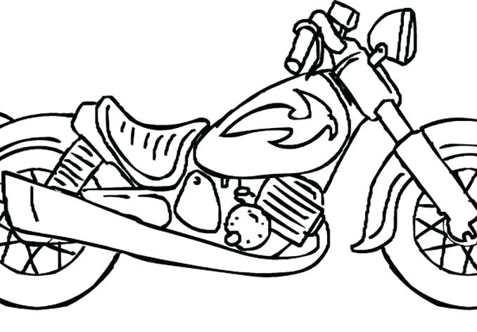 678x472 Coloring Pages Motorcycle Coloring Pages Coloring Pages Motorcycle