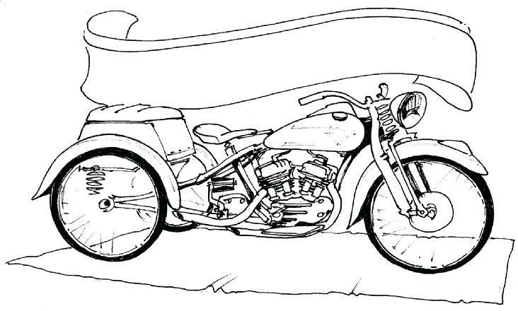 732x440 Harley Davidson Colouring Book Kids Coloring Coloring Pages
