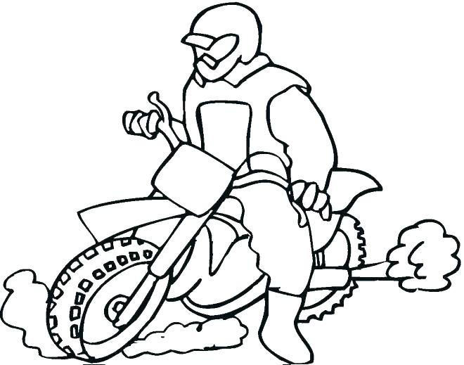 660x519 Harley Davidson Motorcycle Coloring Pictures Motorcycle Coloring