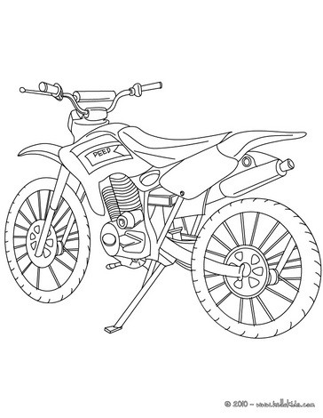 364x470 Harley Davidson Motorcycle Coloring Pages