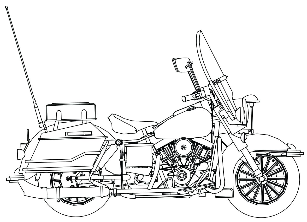 1280x929 Coloring Pages Motorcycle Coloring Pages Hot Wheels Harley