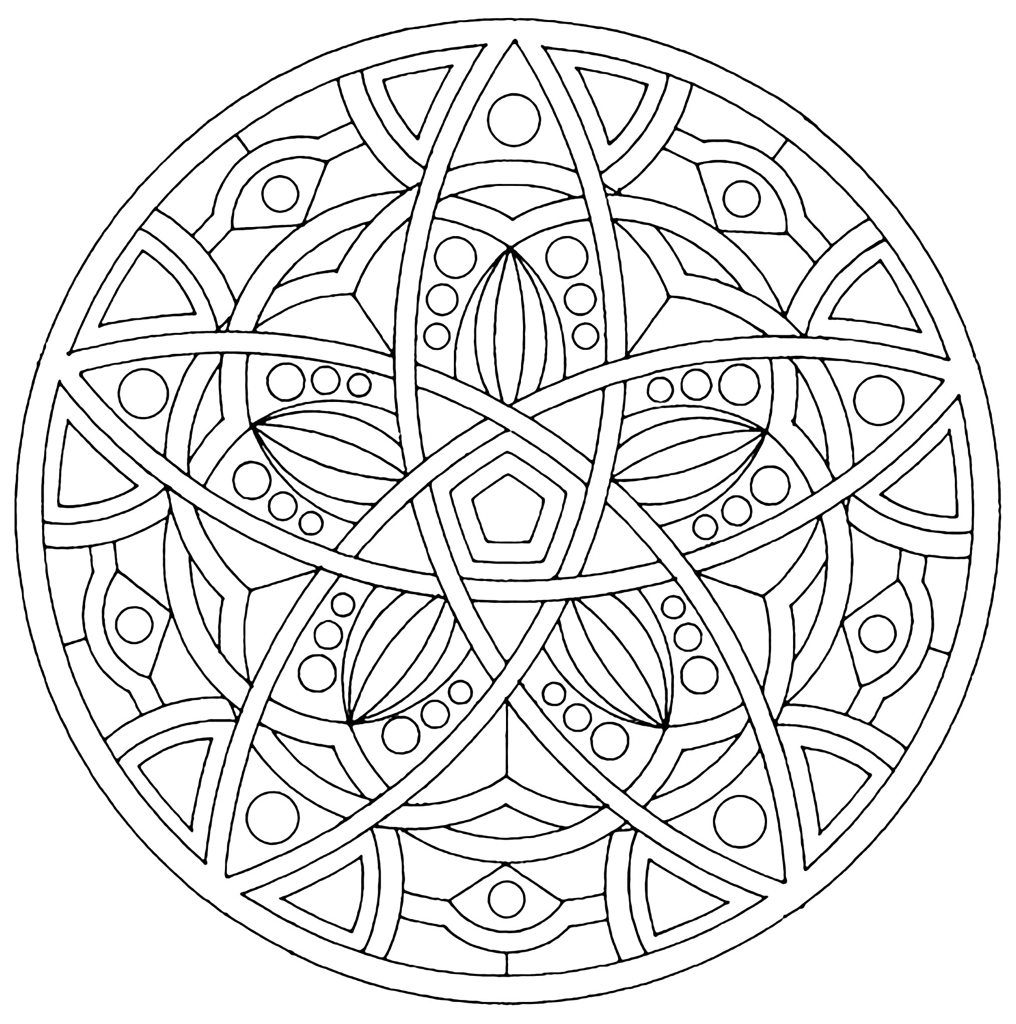 2028x2043 Mandala Harmony