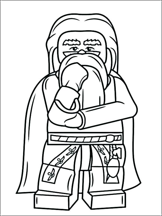 568x758 Harry Potter Printable Coloring Pages Harry Potter Printable