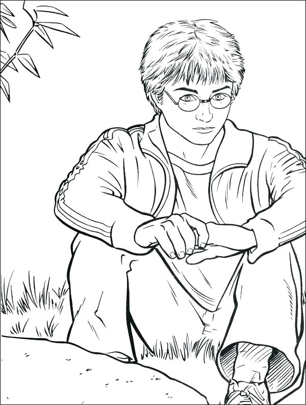 600x794 Crest Coloring Page Harry Potter Coloring Pages To Print Hogwarts