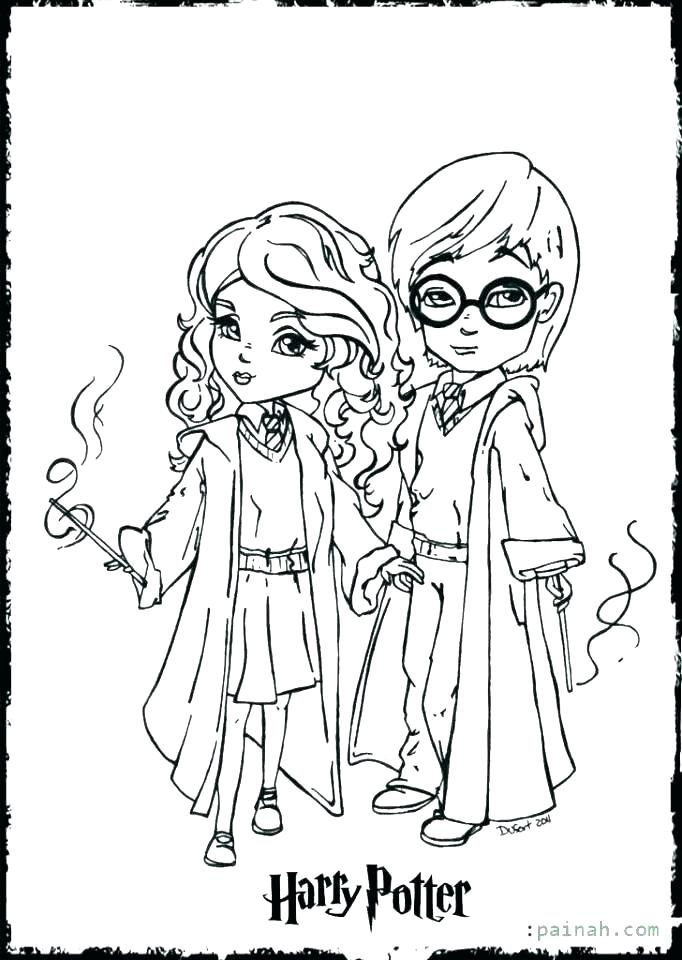 682x960 Harry Potter Coloring Pages Harry Potter Coloring Page Harry