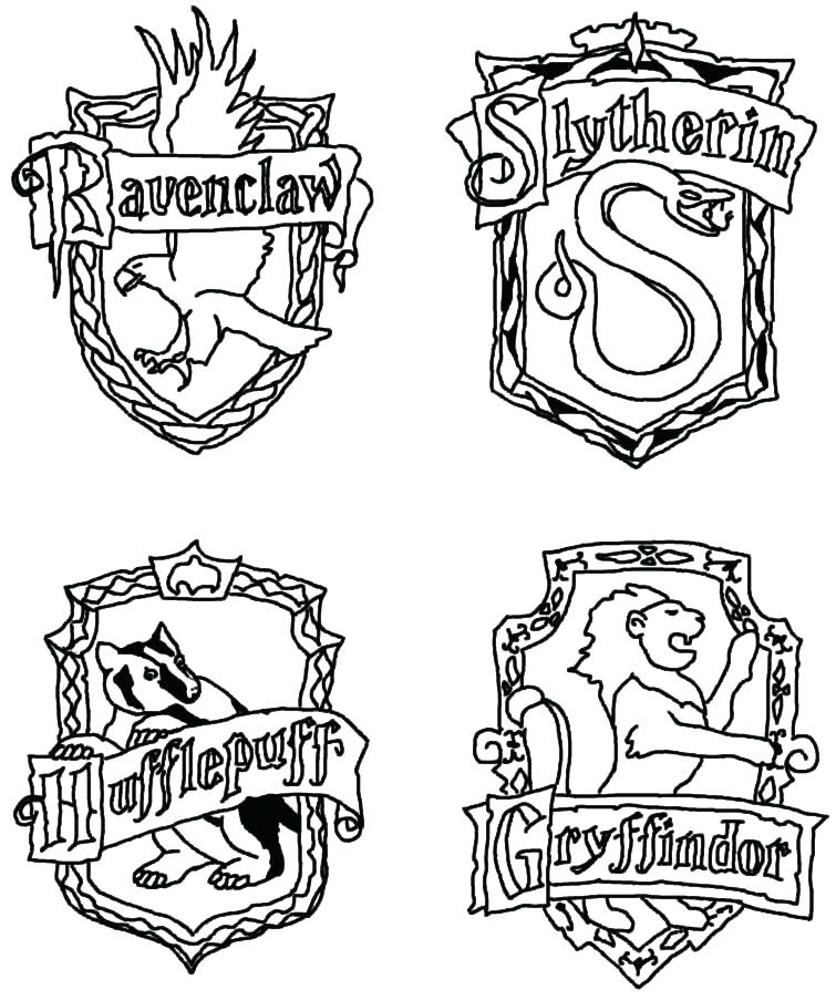 755x903 Harry Potter Coloring Pages Free Printable Harry Potter Coloring