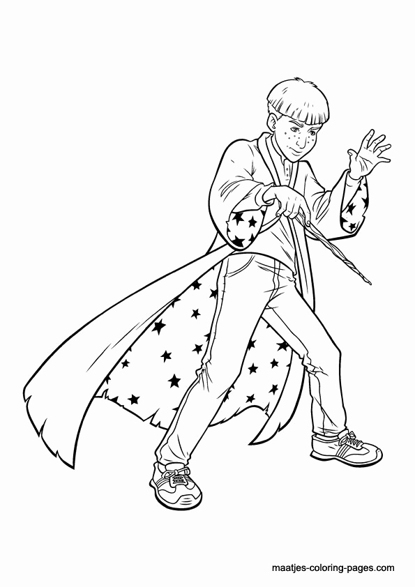 595x842 Harry Potter Coloring Pages Quidditch Image Harry Potter Coloring