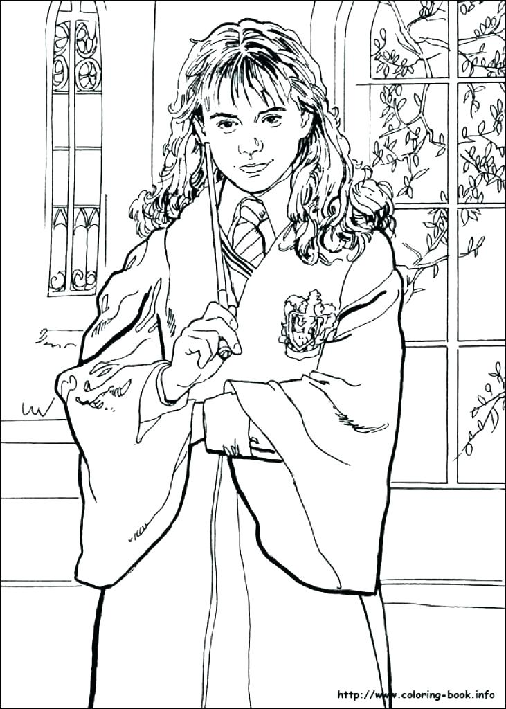 731x1024 Harry Potter Coloring Page Harry Potter Coloring Pages Harry