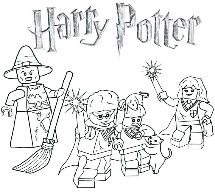 722x650 Harry Potter Coloring Pages Angry A Harry Potter Harry Coloring