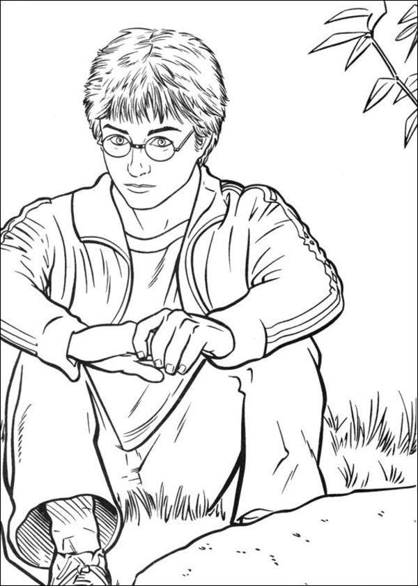 600x840 Harry Potter Coloring Pages Page Of Got Coloring Pages