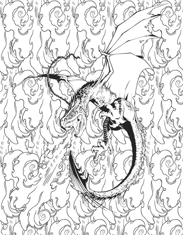 615x787 Emejing Coloring Book Harry Potter Gallery