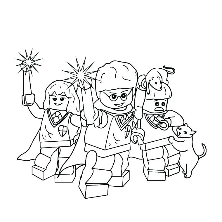 760x760 Lego Elves Colouring Pages Harry Potter Coloring Pages Harry