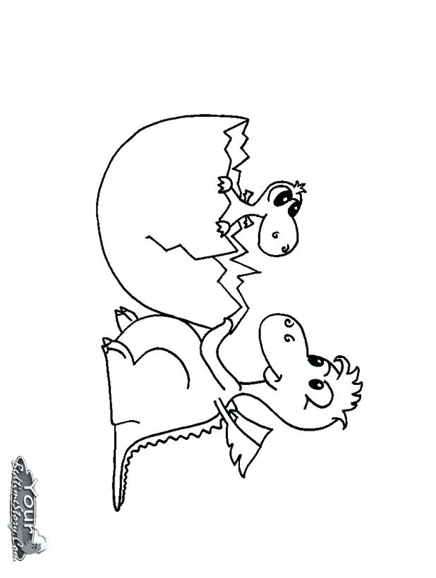 618x820 Baby Dragon Coloring Pages Harry Potter And Friends Saw Baby