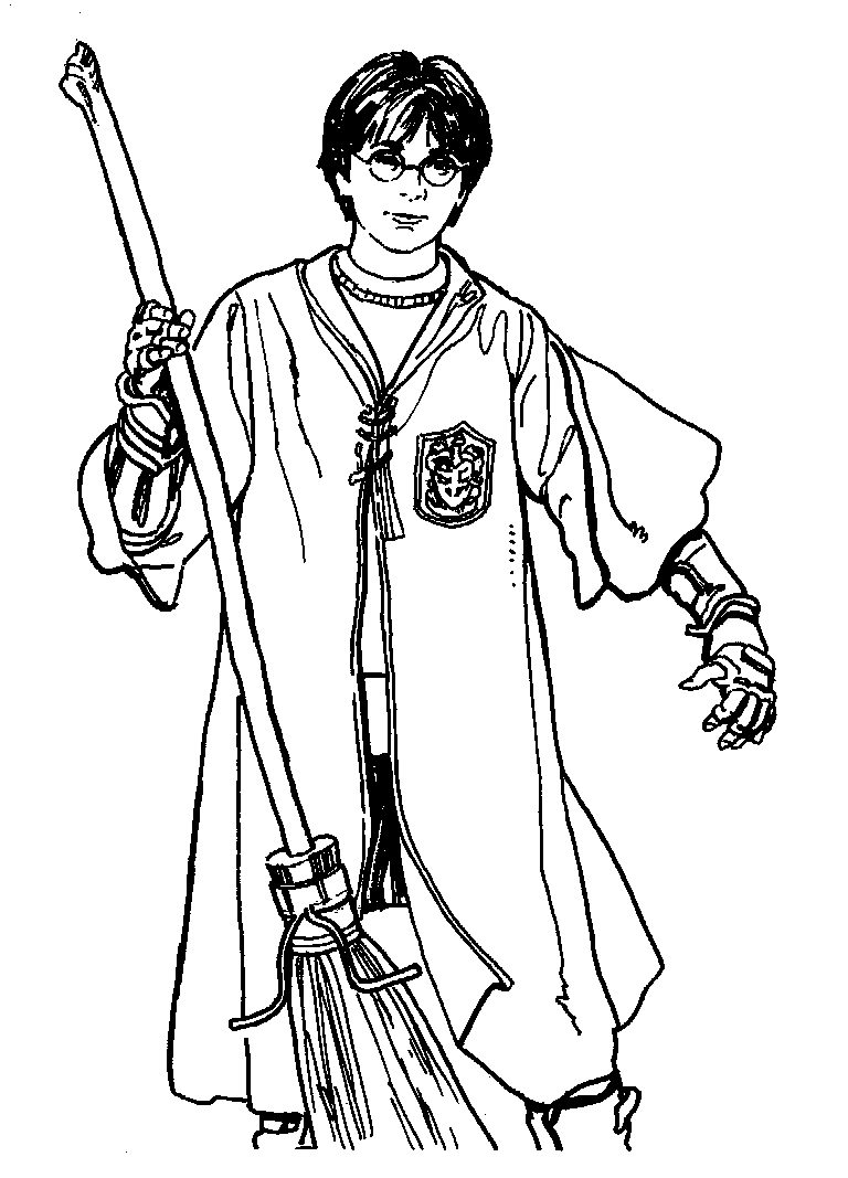 768x1067 Best Of Harry Potter Printable Coloring Pages Design Free