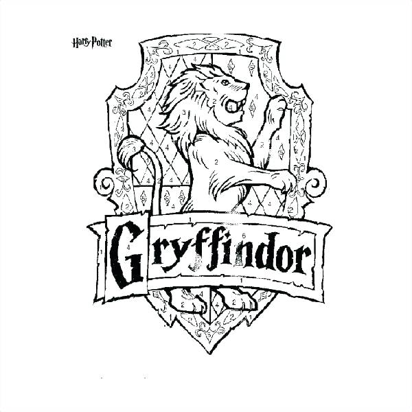 600x600 Harry Potter Coloring Pages To Print Good Harry Potter Coloring