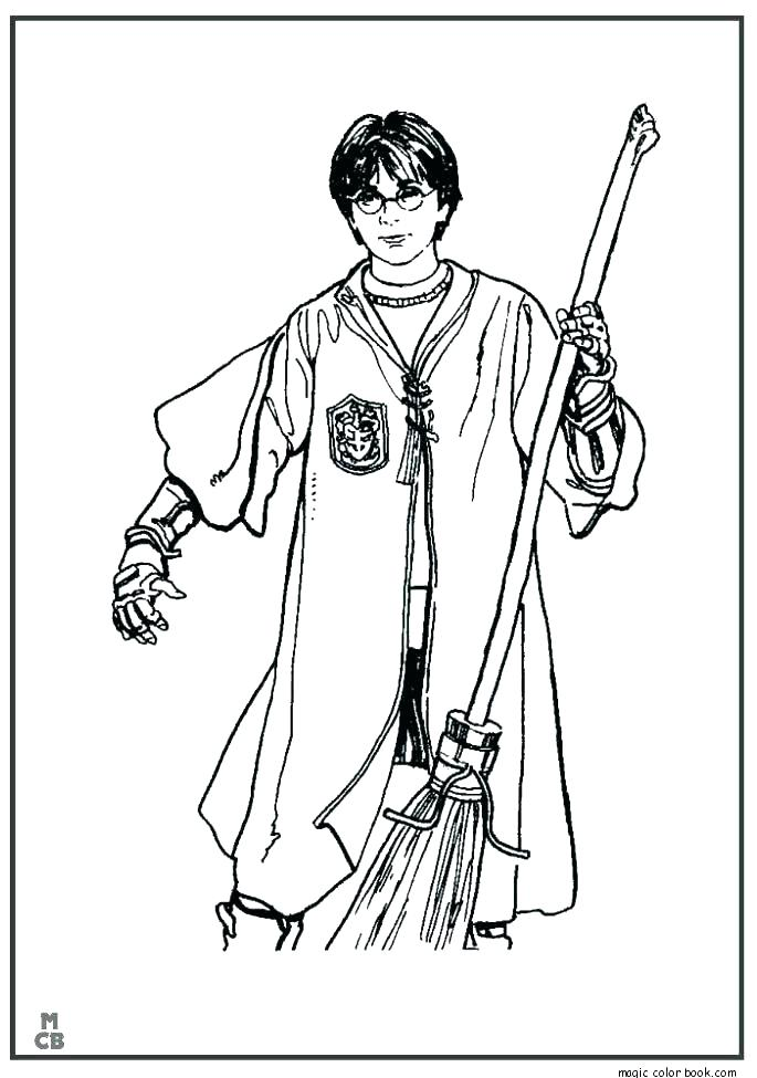 685x975 Coloring Harry Potter Printable Coloring Pages Kids Colouring