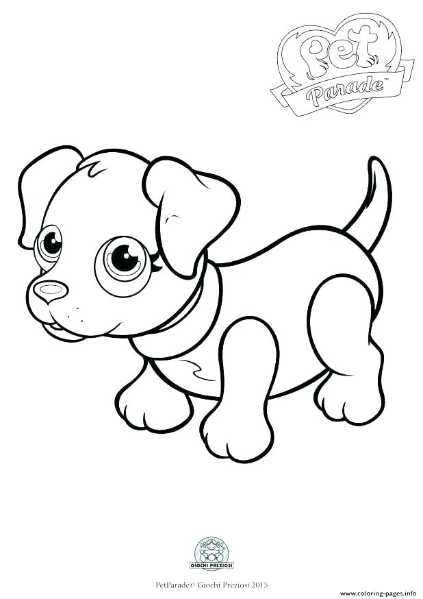 618x874 Dog Coloring Pages Free