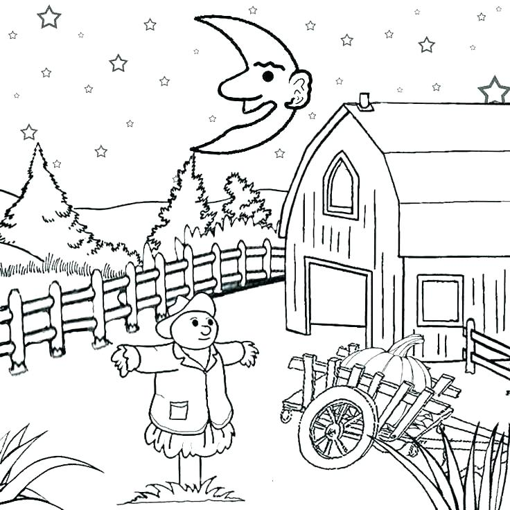 736x736 Harvest Coloring Pages Leaf Coloring Pages Printable Harvest