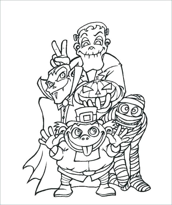 580x693 Haunted Mansion Coloring Pages Coloring Pages For Kids Winter