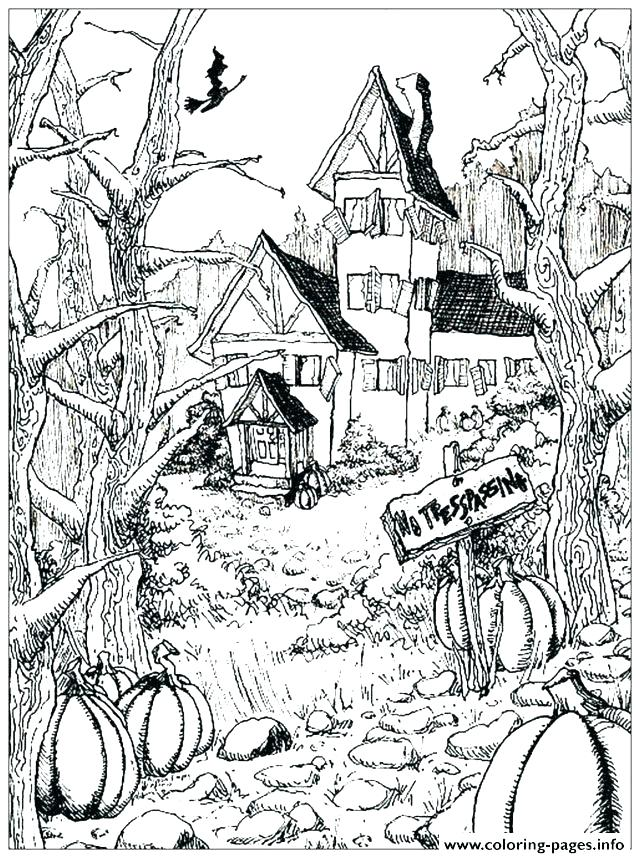 640x858 Haunted Mansion Coloring Pages Haunted Mansion Coloring Pages Cute
