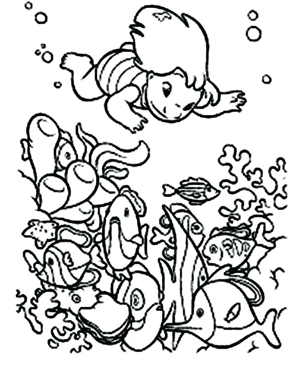 600x743 Plus Coloring Trend Medium Size Tropical Coloring Pages To Print
