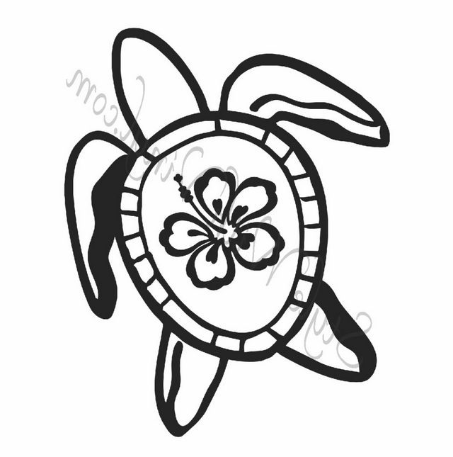 640x645 Hawaii Flower Coloring Pages Hawaii Coloring Pages Printable